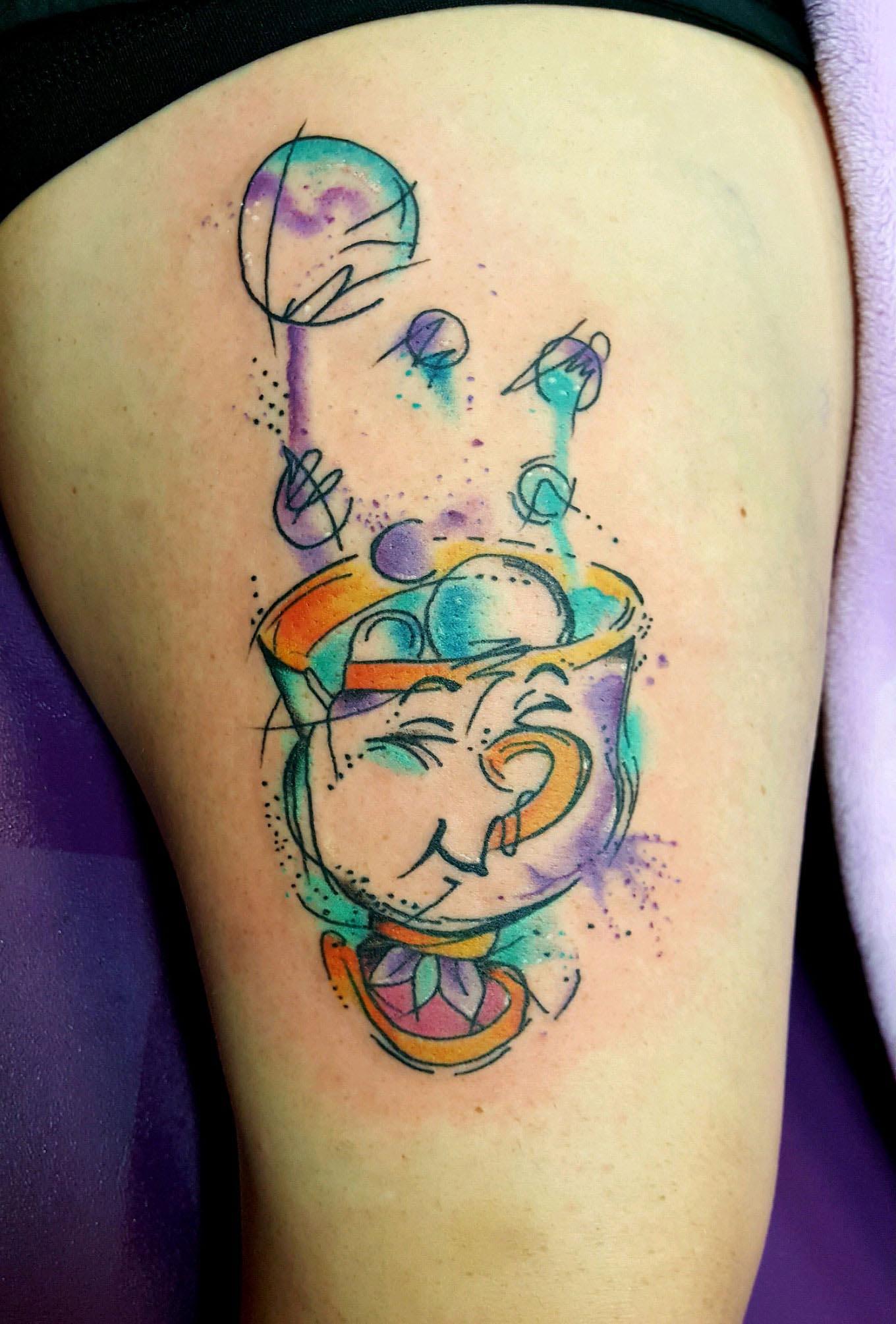 Ink Spot Tattoo   Orlando Tattoo Shop
